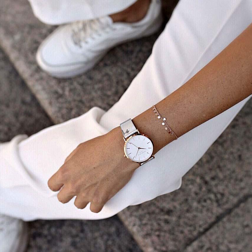 623c3c1f5 Home / Online Shop NL / Merken / Designers / Rosefield / ROSEFIELD – Premium  Gloss White